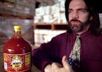 Billy Mitchell: 8-bit video game chapion and homemade hot sauce salesman.