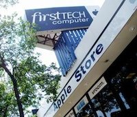 FirstTech, the original Apple Store, in Minneapolis.