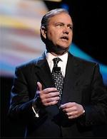 Lee Scott, the president of Walmart.