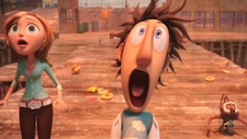 Cloudy with a Chance of Meatballs: Flint, Sam, Steve