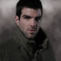Sylar, a brilliantly-conceived villain played impeccably by Zachary Quinto.