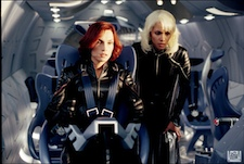 X2 Jean Grey and Storm