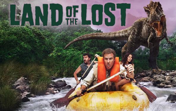 ผลการค้นหารูปภาพสำหรับ Land Of The Lost 2009