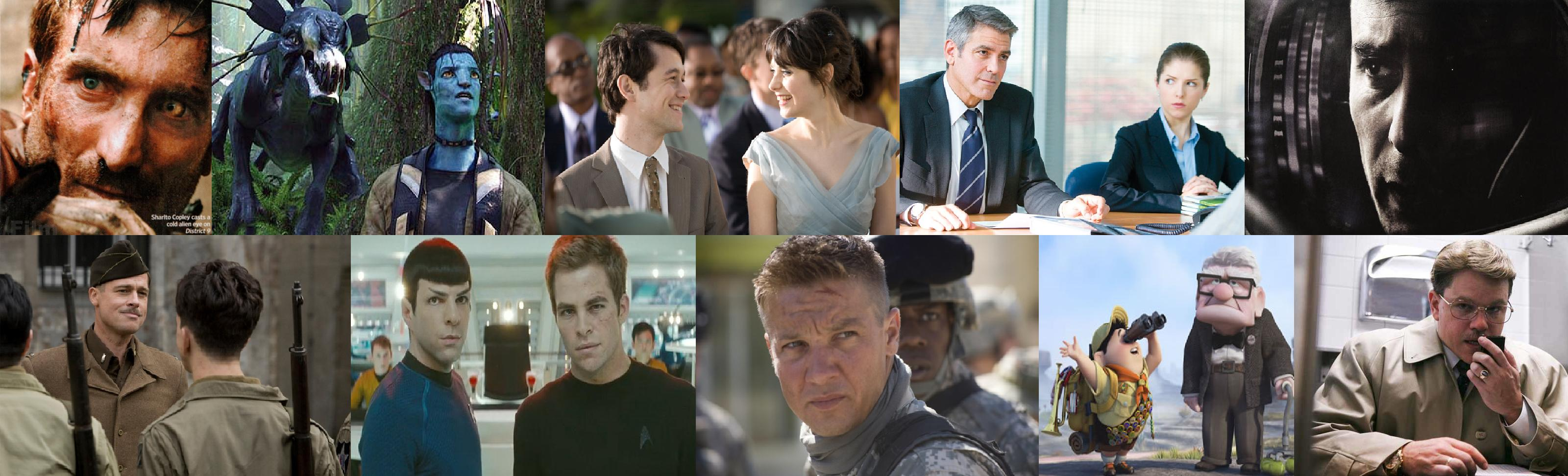 Best of '09/Pre-Academy Awards Analysis