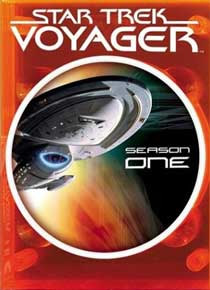 Star Trek Voyager: Season 1