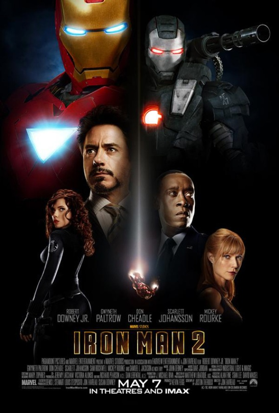 Iron Man 2 (Take-Two)