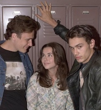 Freaks and Geeks: Nick, Lindsay, Daniel