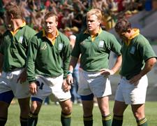 Invictus Rugby Francois Pienaar