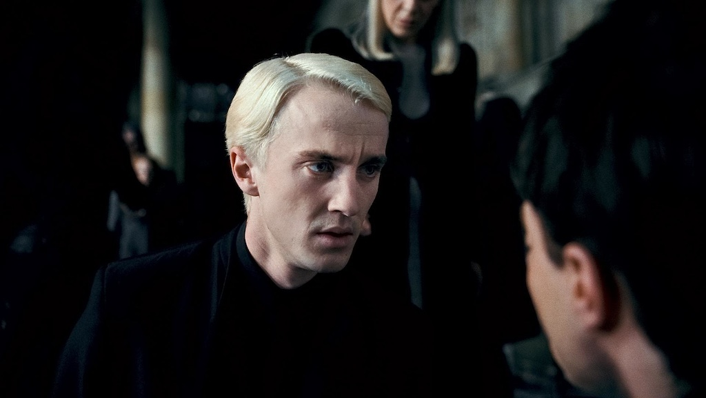 Draco Malfoy Wallpaper Deathly Hallows Deathly Hallows Draco Malfoy