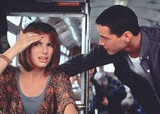 Speed: Sandra Bullock, Keanu Reeves