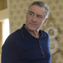 Whether DeNiro or Jones takes it, it looks to be the year of the sour-faced old timer.