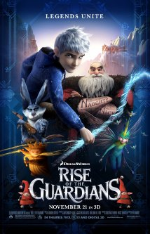 Rise G poster