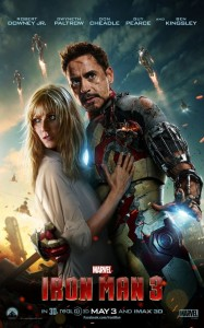 IronMan3Poster