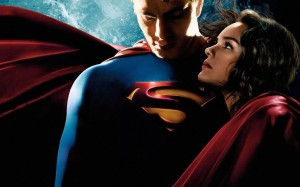 Superman Returns Brandon Routh Kate Bosworth-500553